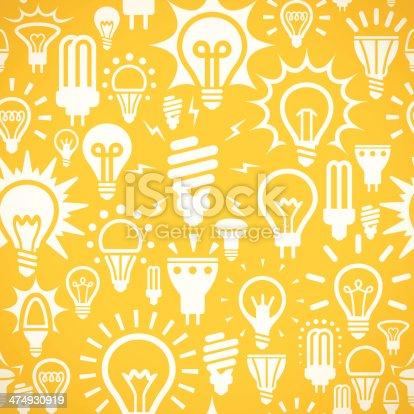 istock Seamless Lights Background 474930919