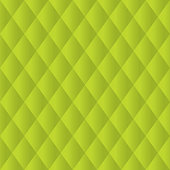 Seamless Lime Green Diamond Padded Panel Diagonal