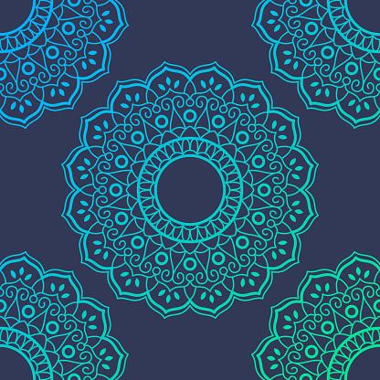 Seamless Mandala
