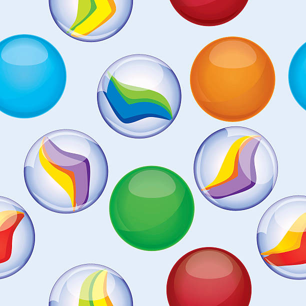 Marbles Clip Art : Glass marbles clip art vector images illustrations istock