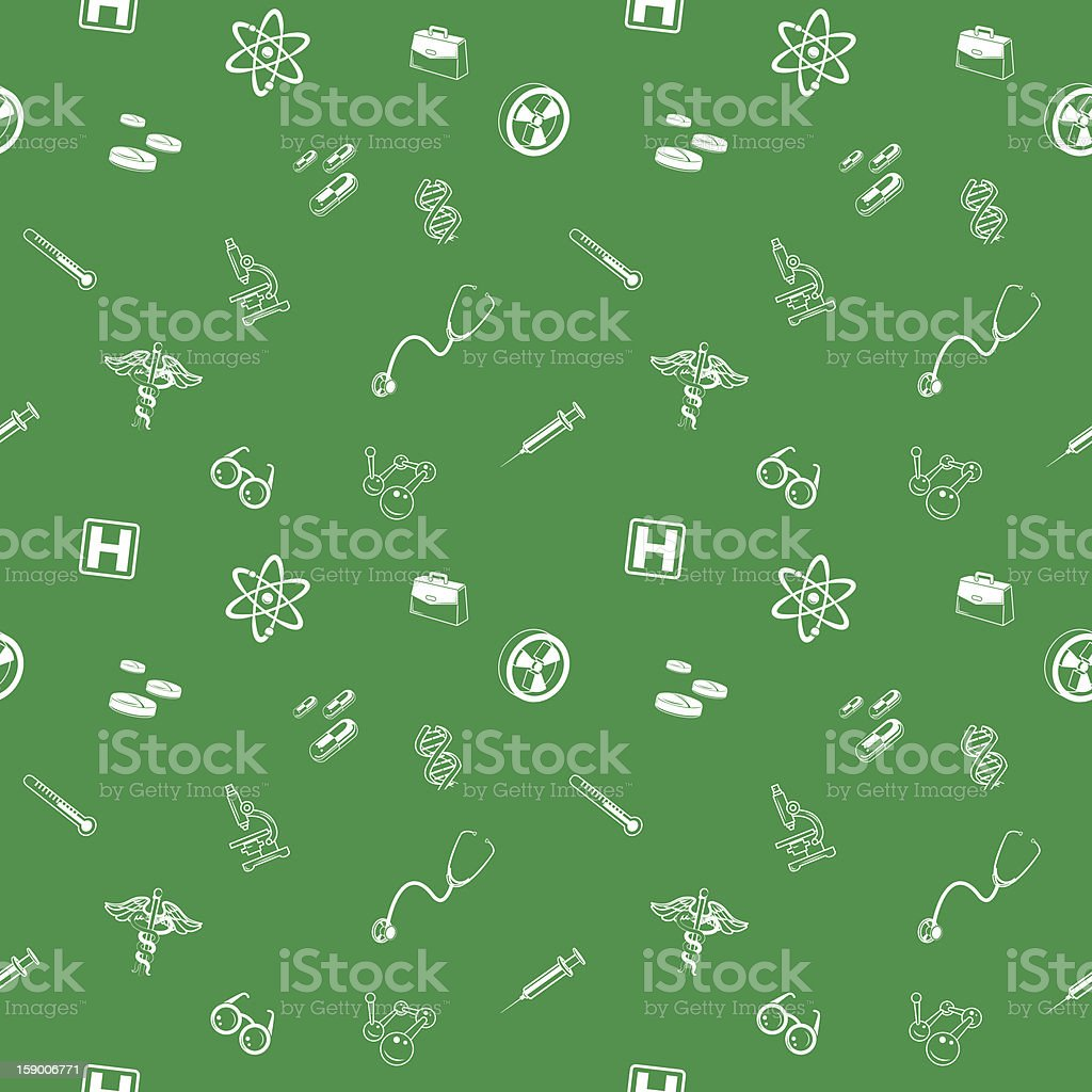 Seamless medical and science background texture royalty-free seamless medical and science background texture stock vector art & more images of animal markings