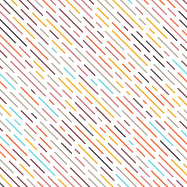 stockillustraties, clipart, cartoons en iconen met naadloze & minimale geometrische vector patroon ontwerp - pattern