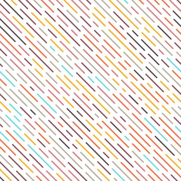 illustrazioni stock, clip art, cartoni animati e icone di tendenza di seamless & minimal geometric vector pattern design - pattern