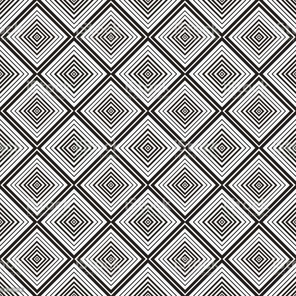 seamless monochrome  ornament squares. monochrome royalty-free seamless monochrome ornament squares monochrome stock vector art & more images of abstract