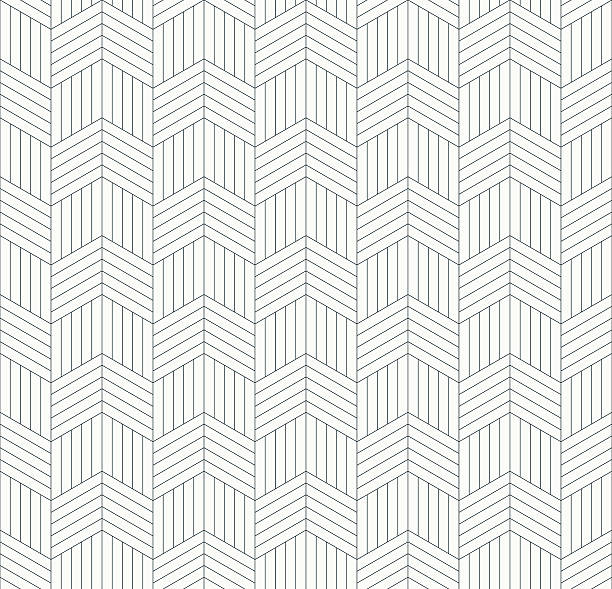 seamless monochrome pattern of stripes. - rankgitter stock-grafiken, -clipart, -cartoons und -symbole