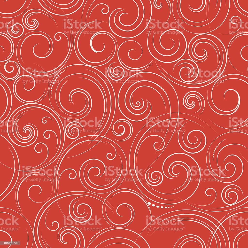 Seamless motif background royalty-free stock vector art