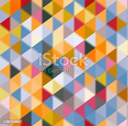 istock seamless multi-colore rhombus pattern 1286704967