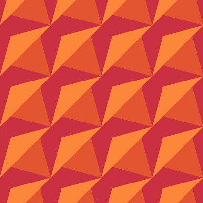 Seamless ornament. Figures, triangles pattern. Tiles backdrop. Geometrical wallpaper. Ethnic motif. Geometric background. Digital paper. Textile print. Web design. Abstract image. Vector art