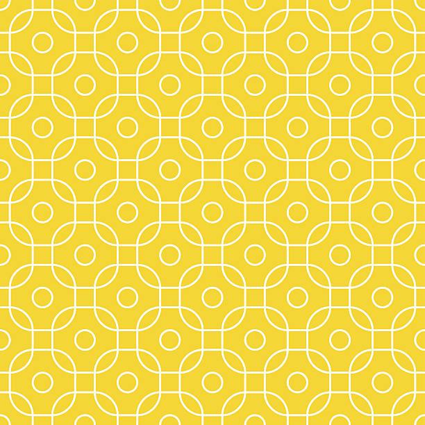 entwurf nahtlose muster mit quadraten mit abgerundeten ecken. - rankgitter stock-grafiken, -clipart, -cartoons und -symbole