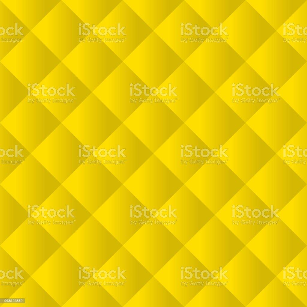 Seamless Padded Upholstery Pattern Background Stock