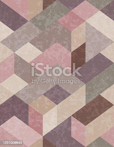 istock seamless patchwork  grunge pattern 1251009943