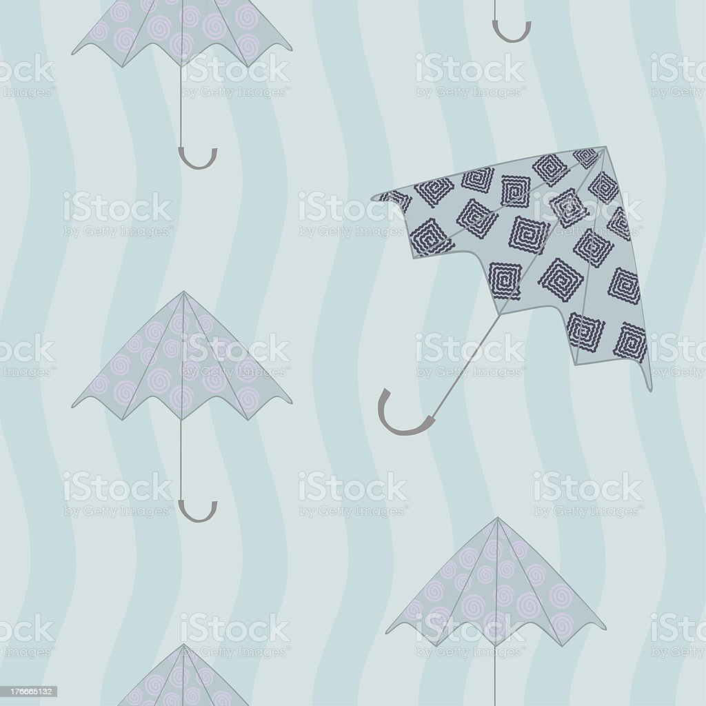 seamless patern with umbrellas royalty-free seamless patern with umbrellas stock vector art & more images of abstract