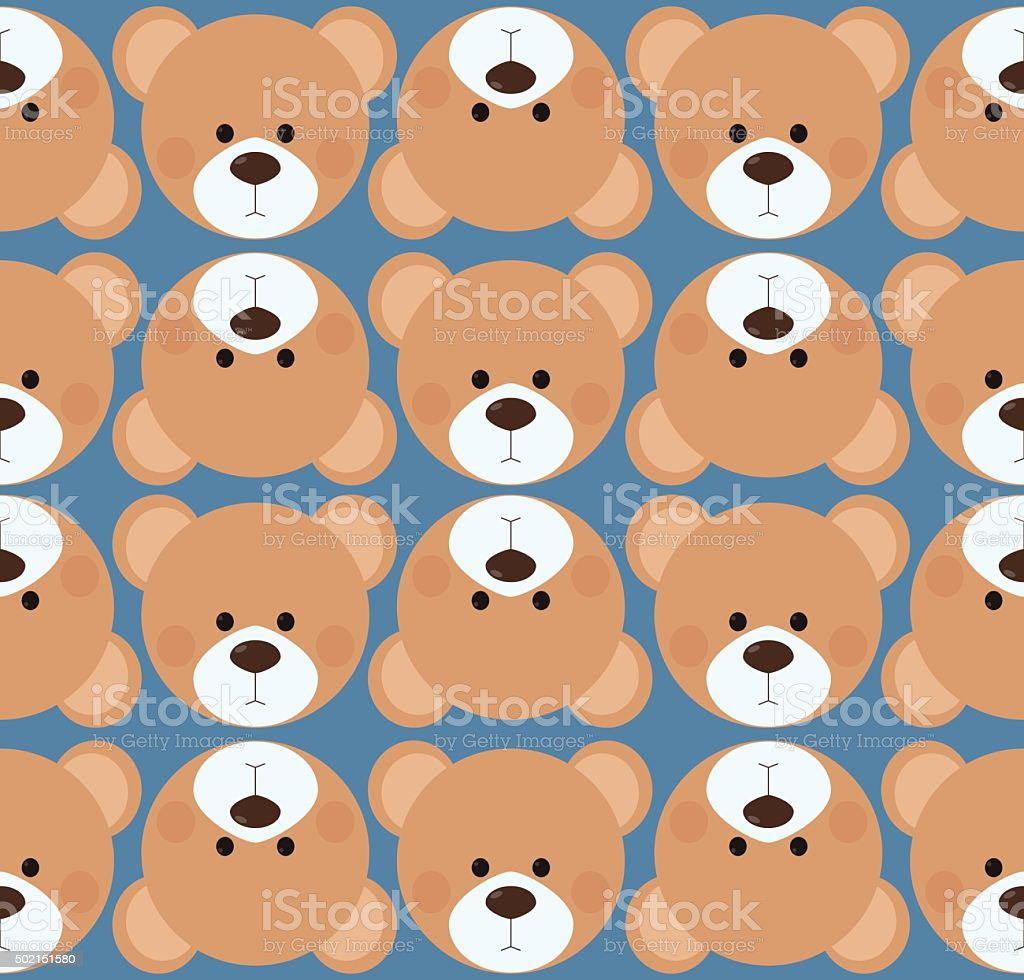 Seamless Pattern Background Tile