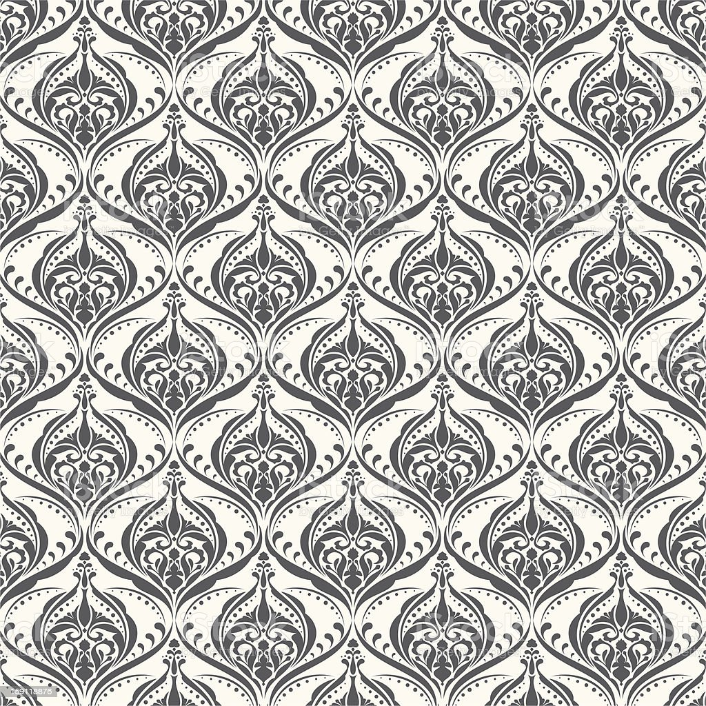 Seamless pattern background. Vector royalty-free stock vector art