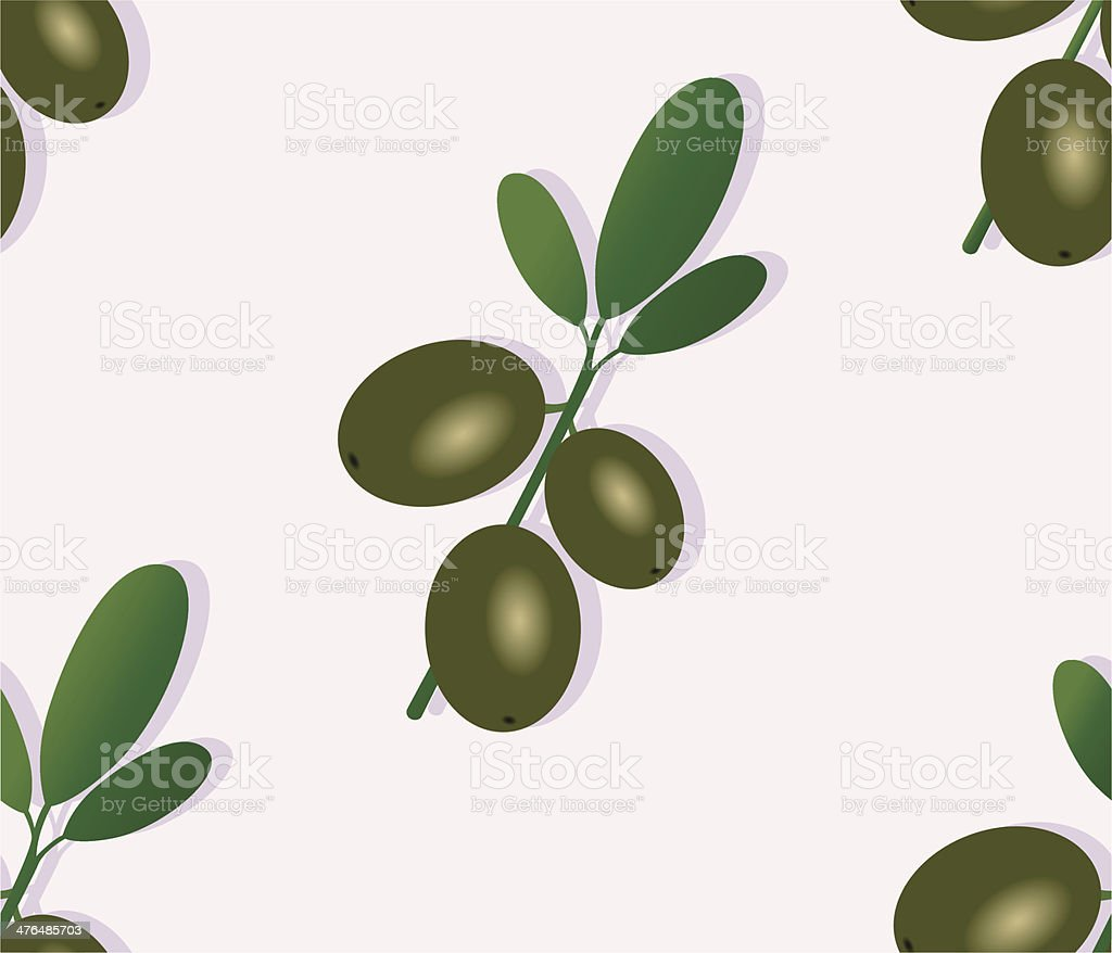 seamless pattern, black olives. royalty-free seamless pattern black olives stock vector art & more images of antipasto