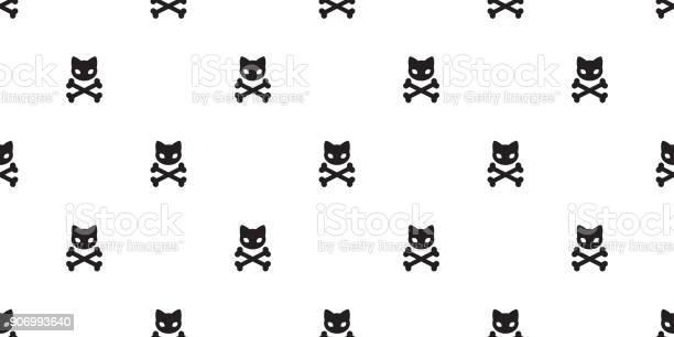 Seamless pattern cat cross bone vector kitten halloween pirate vector id906993640?b=1&k=6&m=906993640&s=612x612&h=2eahdvqsodk1lckwsqn2sywbaz1cb2va5yojxrdclr4=