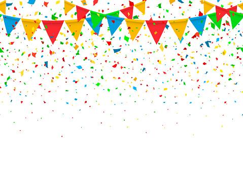 birthday backgrounds stock illustrations
