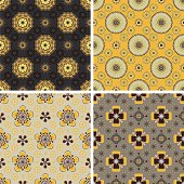 "A collection of floral pattern. All design are seamless and ""pattern swatches"" included in file, for your convenient use."