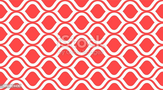 Seamless geometric pattern. Classic delicate geometry design. Repeating tile interior design background. Seamless vector pattern.