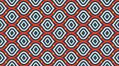 Seamless geometric pattern.  Geometric fashion fabric print.  Repeating tile interior design background.  Seamless vector pattern.