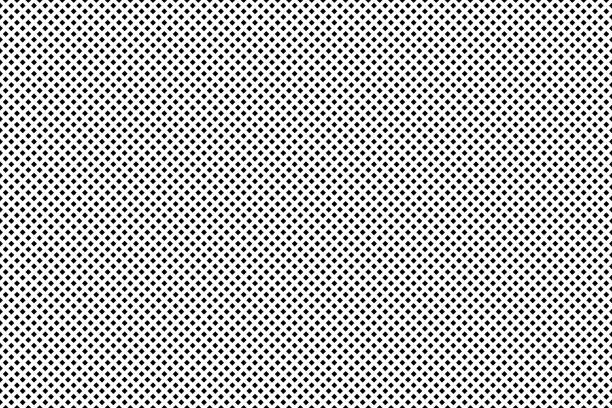 stockillustraties, clipart, cartoons en iconen met naadloze patroon. geometrische stippen textuur. - klein