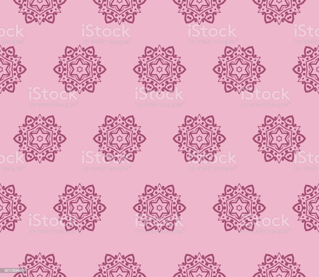 Seamless Pattern Geometry Design Vector Texture For Holiday Cards