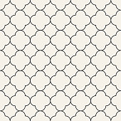 seamless pattern in oriental style