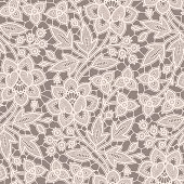 Seamless Pattern Lace.