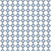 Seamless pattern of abstract lines, shapes, spots, colored fabric, Wallpaper, covers, surface, printing, wrapping, scrapbooking.