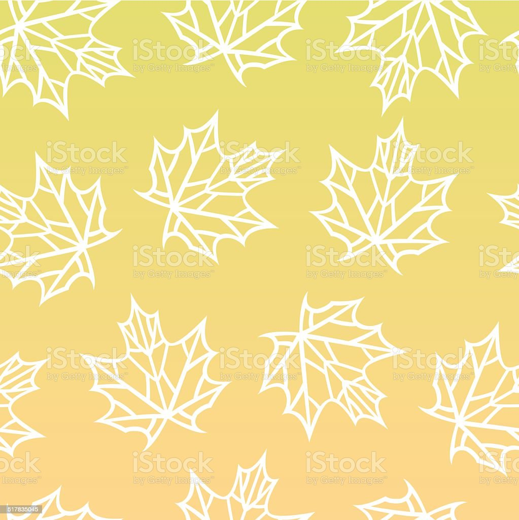 seamless pattern of autumn leaves royalty-free seamless pattern of autumn leaves stock vector art & more images of abstract