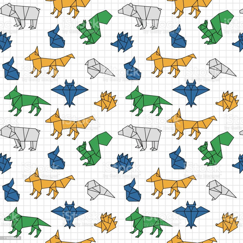 Rabbit Akira Yoshizawa - OrigamiArt.Us | 1024x1024