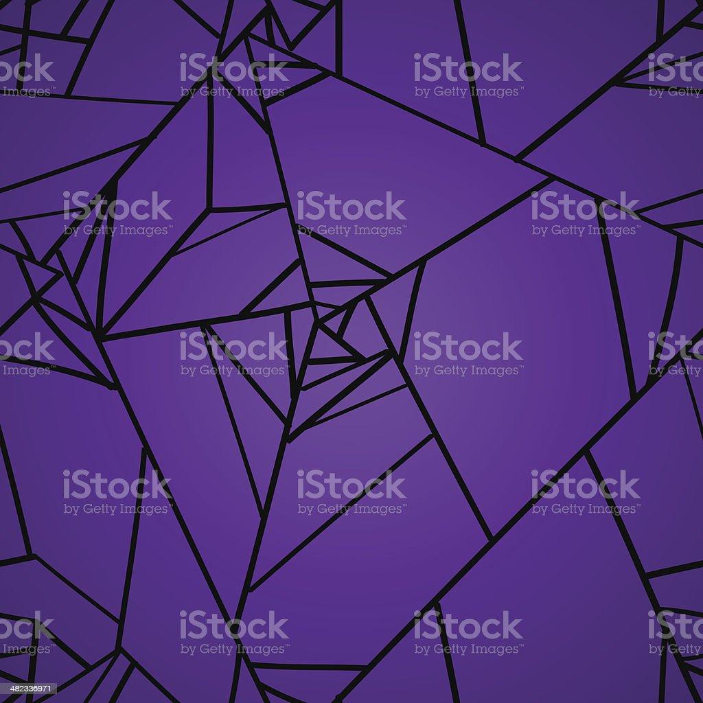 Seamless Pattern Of Geometric Rose Flowers Stock Vector Art More Flower Diagram Royalty Free