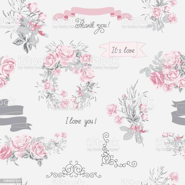 Seamless pattern of vector elements for wedding invite card wedding vector id1093532432?b=1&k=6&m=1093532432&s=612x612&h=jpwc z9vgy3pn18 c8v6pamfynuiaconl8lvvwkoeya=