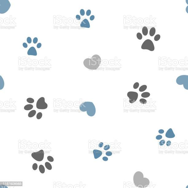 Seamless pattern pawprints and hearts vector id1157608565?b=1&k=6&m=1157608565&s=612x612&h=w98r6jvyem5xewpyhvyhzawce2wc5cij xq5d9ek2hc=