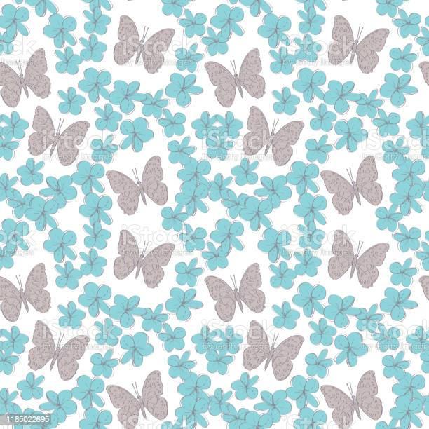 Seamless pattern plumeria flowers butterflies sketch blue grey on vector id1185022695?b=1&k=6&m=1185022695&s=612x612&h=shnc2pzvp4b3q6ldqrwnpvuech2ahn vr1qdf 1d9ik=