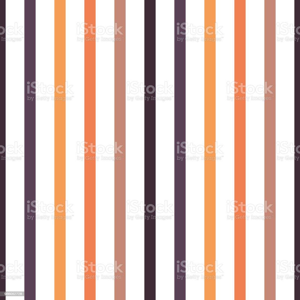 Seamless mönster stripe färgglada färger. Vertikala mönster stripe abstrakt bakgrund vektorillustration - Royaltyfri Abstrakt vektorgrafik