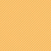 Seamless pattern. The texture of the waffle, an ice cream cone. Cartoon illustration for web, site, advertising, banner, poster, flyer, business card. Vector illustration