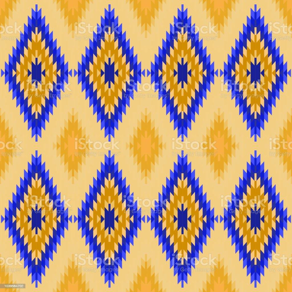 Nahtlose Muster Türkischen Teppich Gelb UV Braun Violett. Bunte Mosaik  Orientalische Kelim Flickenteppich Mit Traditionellen