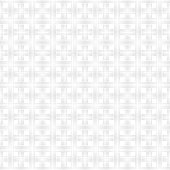 Seamless geometric pattern. Gray elements on white background. Vector background.