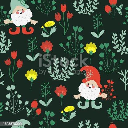 istock Seamless pattern 1323870000