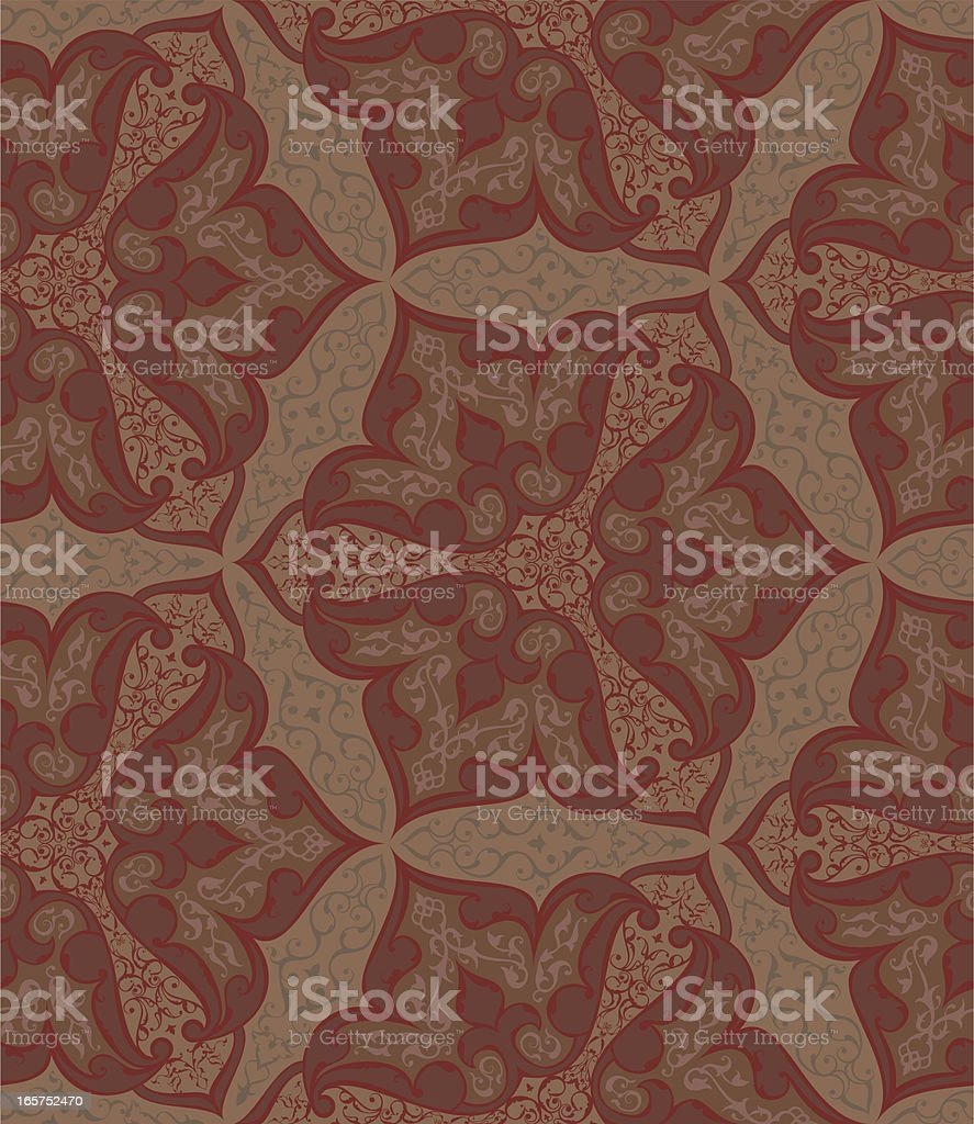 Seamless Pattern royalty-free seamless pattern stock vector art & more images of antique