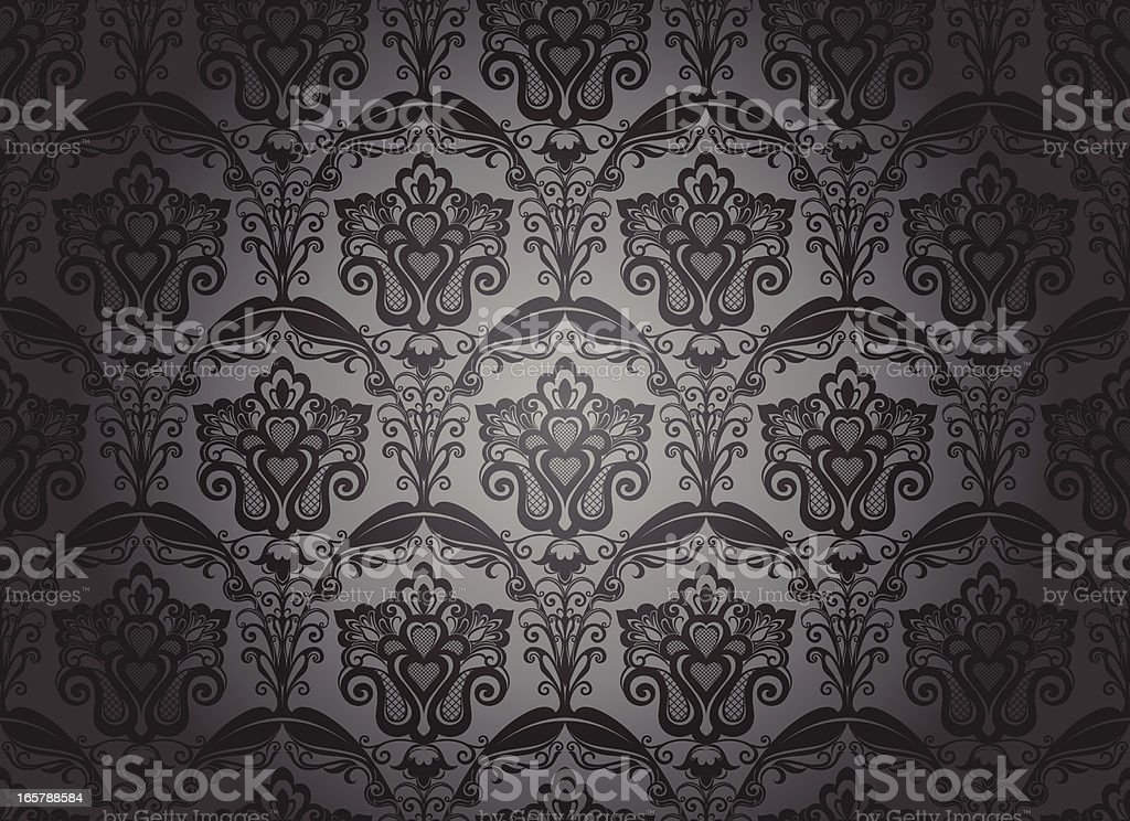 Seamless  Pattern royalty-free seamless pattern stock vector art & more images of 1950-1959