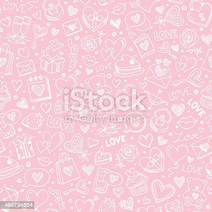 istock Seamless pattern 466794854