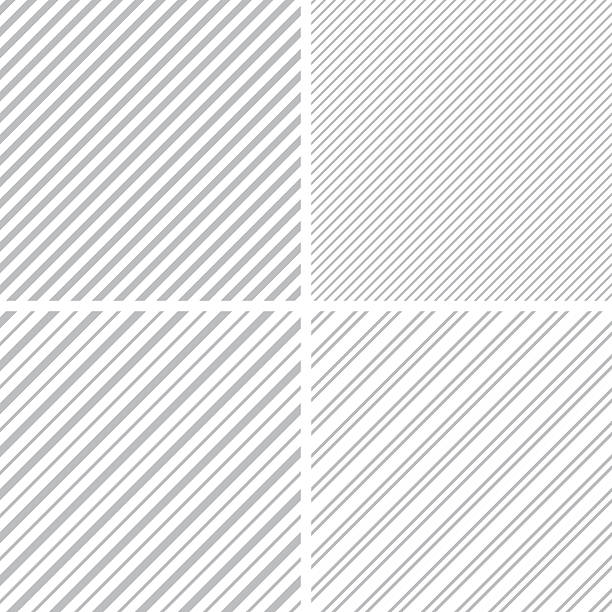 Seamless pattern Seamless pattern striped stock illustrations