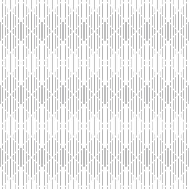 Seamless pattern Seamless pattern tartan pattern stock illustrations