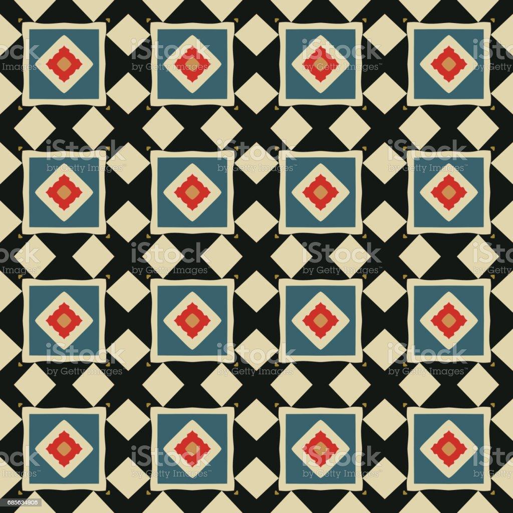 Seamless pattern royalty-free seamless pattern 0명에 대한 스톡 벡터 아트 및 기타 이미지