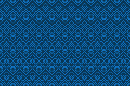 Seamless Pattern with abstract Vector