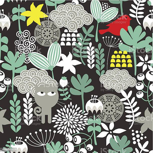 Seamless pattern with black cat vector id488597633?b=1&k=6&m=488597633&s=612x612&h=roydn6cnllabrqgxrzftqelkidjam7n3htkmnuuut14=