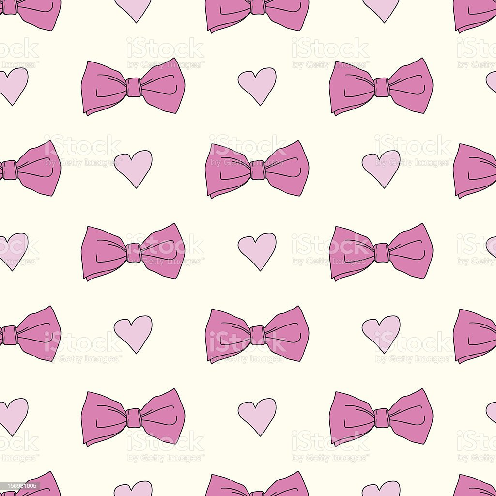 It's just an image of Universal Hearts With Bows