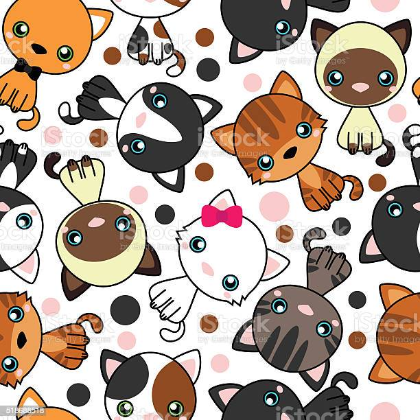 Seamless pattern with cats vector id518688518?b=1&k=6&m=518688518&s=612x612&h=m3mmtv0hsv2zmm37a t51omod4oh2wbyldavmvufwhc=